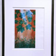 pgwLucjanMianowski Na łące litografia 1975