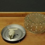 plafon okragly  szklany  1i90
