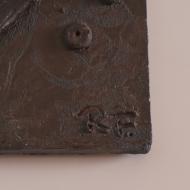 plakieta ceramiczna kwadratowa drzewo (2)