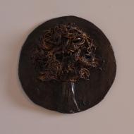 plakieta okrągła drzewo ceramiczna (1)
