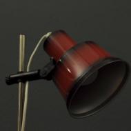 podłogowa czerwono czarna lampa ivars 6uu