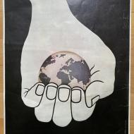 Pokój najwyższym dobrem Romuald Socha 33x47,5 1978