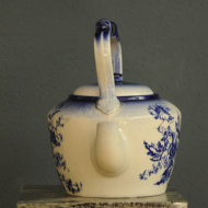 porcelanowy angielski czajnik imbryk yu