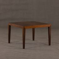 Rosewood Severin Hansen Coffee Table by Haslev-1