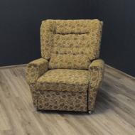 rozkladany fotel klubowy kominkowy v