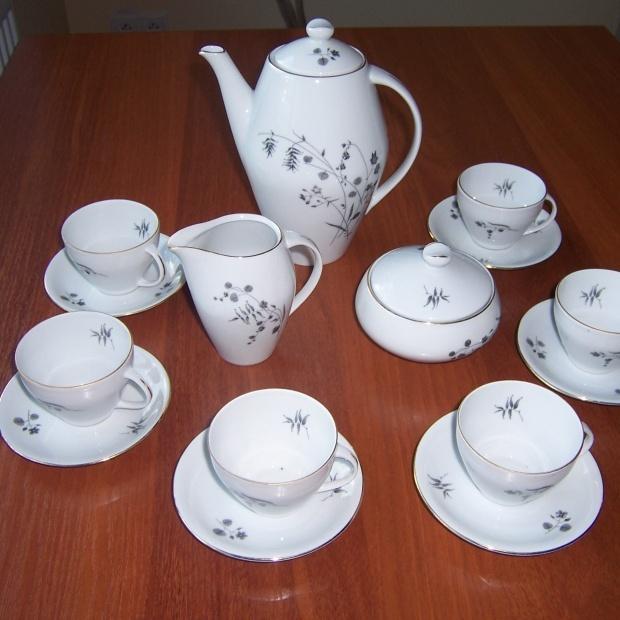Serwis Do Kawy Joanna Porcelana Zps Karolina Projekt Formy W