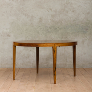 Severin Hansen rosewood extension table with 4 leaves 2013-2
