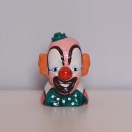 Skarbonka ceramiczna Clown, lata 70 (1)
