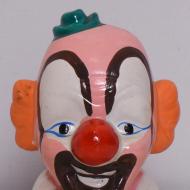 Skarbonka ceramiczna Clown, lata 70 (5)