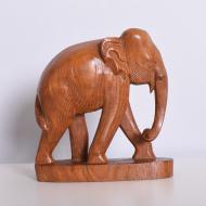 słoń duży tekowy  (1)