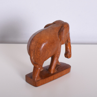 słoń mały tekowy (3)