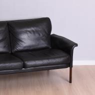 Sofa dwuosobowa, proj. H. Olsen, Dania, lata 60 (2)