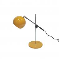 Space orange lamp