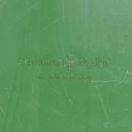 stojak na płyty winylowa zielony (5)