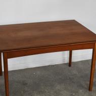 stół dębowy tekowy sklejka (7)