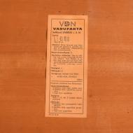 Stolik kawowy, proj. E. Wørts, IKEA, Szwecja, lata 60 (8)