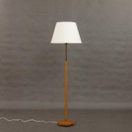 Swedish teak floor lamp-2