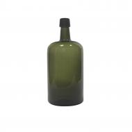 Szklana butla green