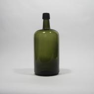 Szklana butla green_1