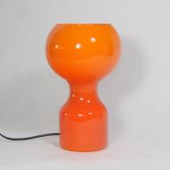 szklana lampka orange_1