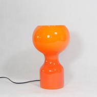 szklana lampka orange_2