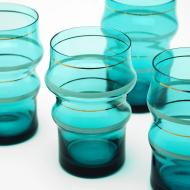 szklanki turkusowe fale  (2)