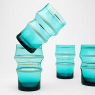 szklanki turkusowe fale  (7)