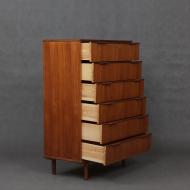 Teak chest of drawers-5-1