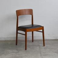 tekowe krzesła piękne kai kristaiansen ks  (1)