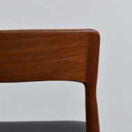 tekowe krzesła piękne kai kristaiansen ks  (6)
