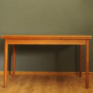 tekowy rozkladany dunski stol  k