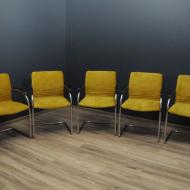 thonet komplet 5 krzesel  a0