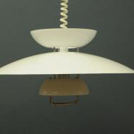 vintage lampa sufitowa retro