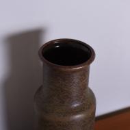 wazon brązowy west germany duzy  (2)