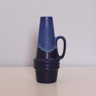 wazon niebieski ceramiczny granatowy (1)