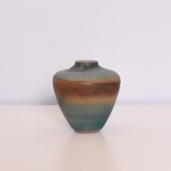 wazon piękny wazonik mały zielony (1)