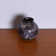 Wazon Ruscha Keramik, Niemcy, lata 70. szary (5)