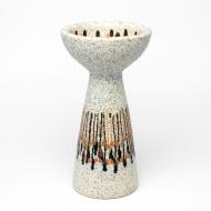 wazon silberdistel keramik (1)