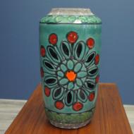 wazon w germany ceramika artystyczna a