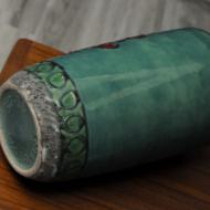wazon w germany ceramika artystyczna g