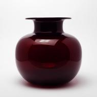 wazon wiśniowy kula (7)