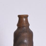 wazonik brazowo bezowy mały butelka (2)