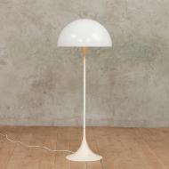 Werner Panton Panthella floor lamp-1