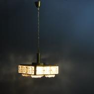 wielki salonowy zyrandol lampa sufitowa
