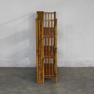 z bambusowy regał składany (5)