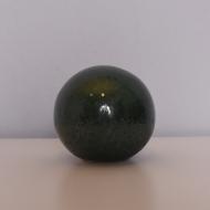 zielona kula ceramiczna dekoracyjna (1)