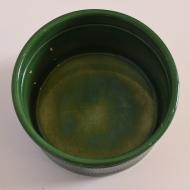 zielona osłonka ceramiczna dużaża (4)