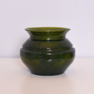 zielony wazon pękaty (1)