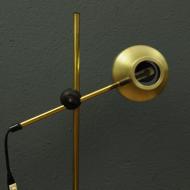 złoty belid lampa podłogowa skandynawia a