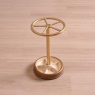 złoty parasolnik żeliwna podstawa (1)